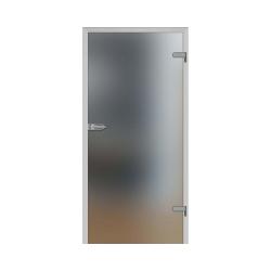 Drzwi szklane mat